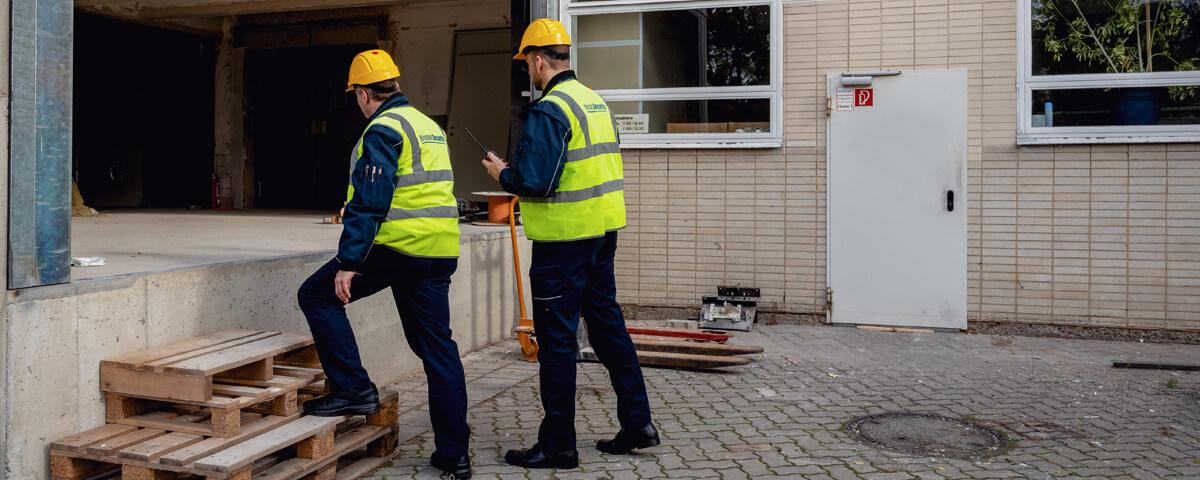 Werkschutz Security Kassel