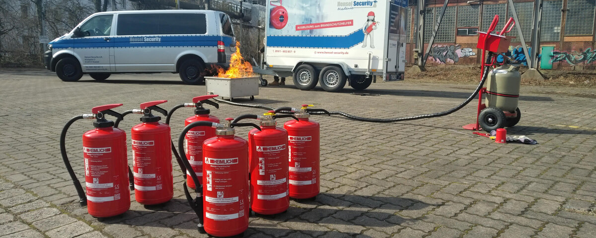 Brandschutzhelfer Ausbildung Kassel