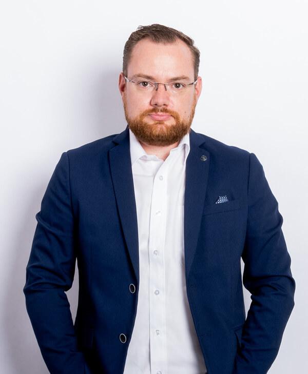 Geschäftsführer Herr Hensel