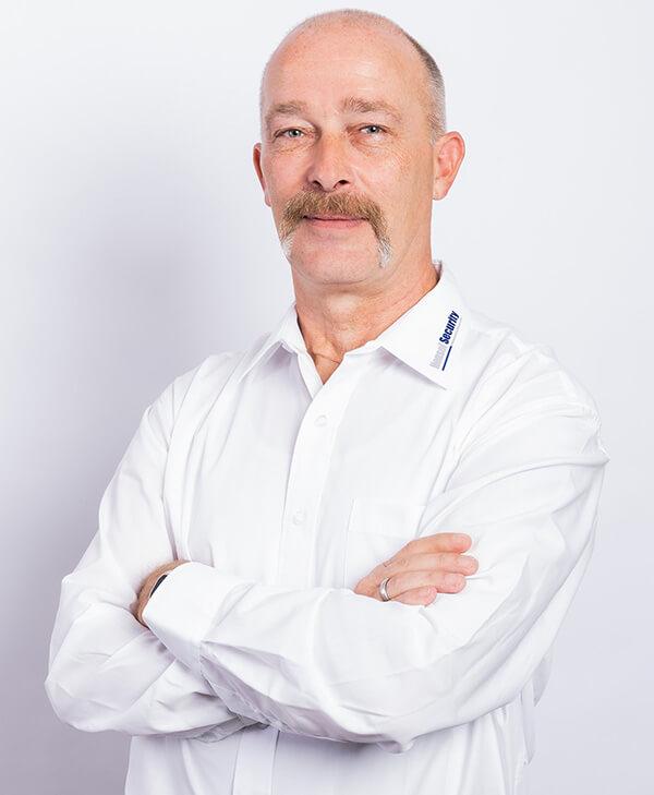 Hensel Security Herr Bernst