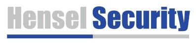 Logo Hensel Security